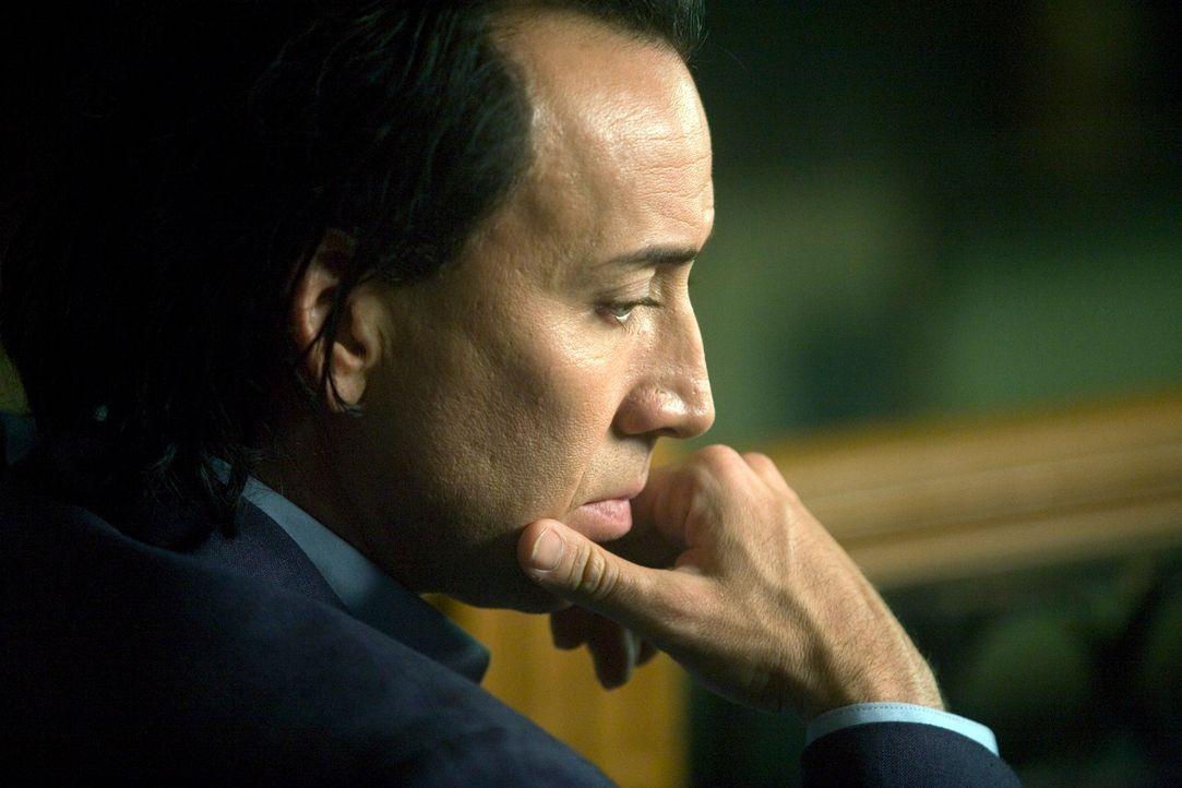 Eigentlich möchte sich der Profikiller Joe (Nicolas Cage) aus dem harten Geschäft zurückziehen, doch das ist leichter gesagt als getan ... - Bildquelle: Constantin Film