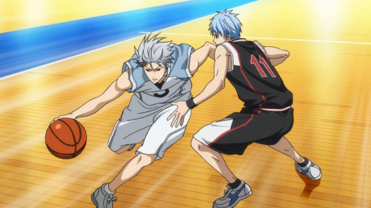 Das Gewicht der Entschlossenheit - Bildquelle: Tadatoshi Fujimaki/SHUEISHA,Team Kuroko