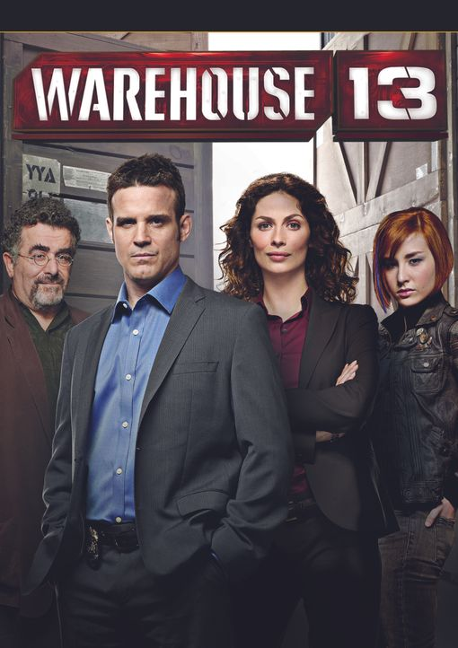 (4. Staffel) - Warehouse 13 - Artwork - Bildquelle: 2012 Universal Network Television LLC. ALL RIGHTS RESERVED.