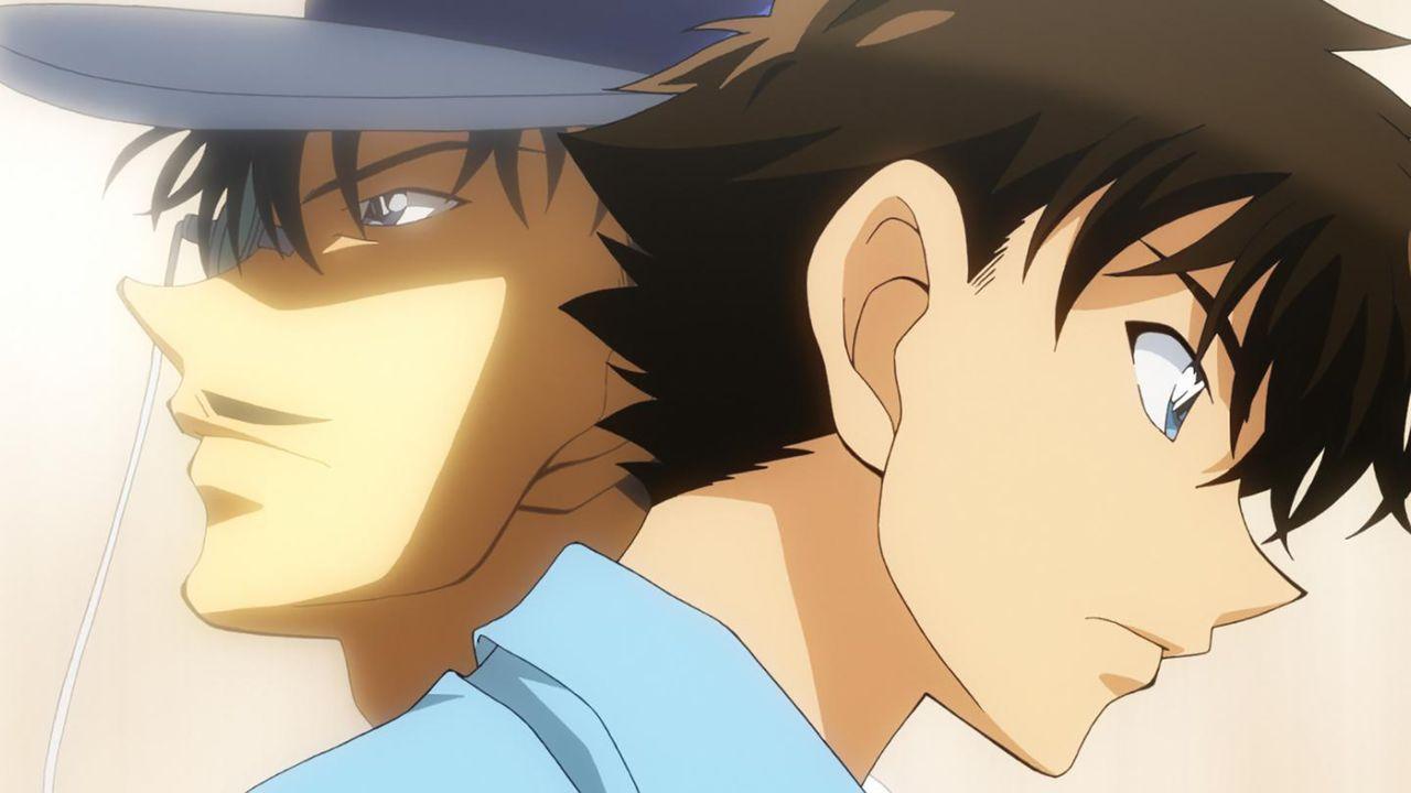 Kaito Corbeau (l.); Kaito Kuroba (r.) - Bildquelle: Gosho Aoyama/Shogakukan·YTV·A-1 Pictures 2014