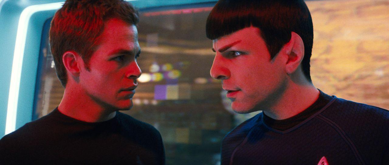 Das Schicksal der Galaxis liegt in den Händen erbitterter Rivalen, die aus völlig verschiedenen Welten stammen. Der eine ist ein tollkühner Farmerju... - Bildquelle: Paramount Pictures