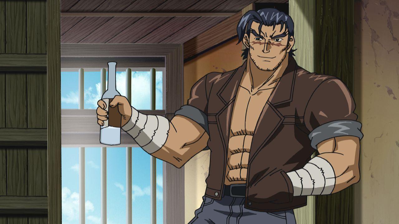 Renn Kenichi! Der Schwachpunkt des Boxers! - Bildquelle: Syun Matsuena Shogakukan / KenIchi Project TV Tokyo