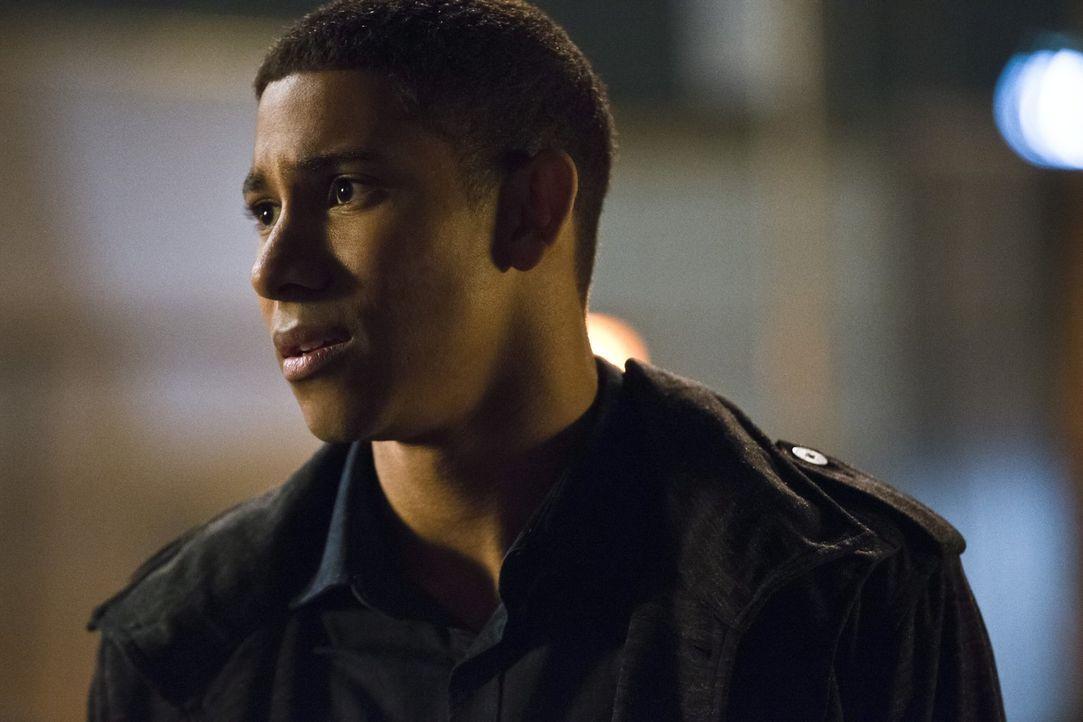 Sein Leben ist und war nicht immer leicht: Wally (Keiynan Lonsdale) ... - Bildquelle: 2015 Warner Brothers.