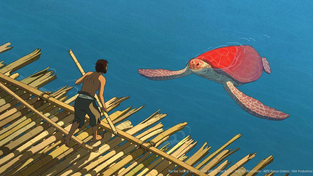 Die rote Schildkröte - Bildquelle: Wild Bunch
