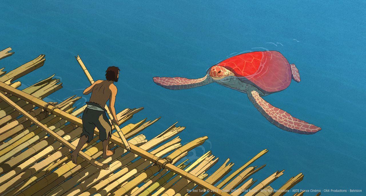 Ein junger Mann landet unfreiwillig auf einer einsamen Insel. All seine Bemü... - Bildquelle: Wild Bunch