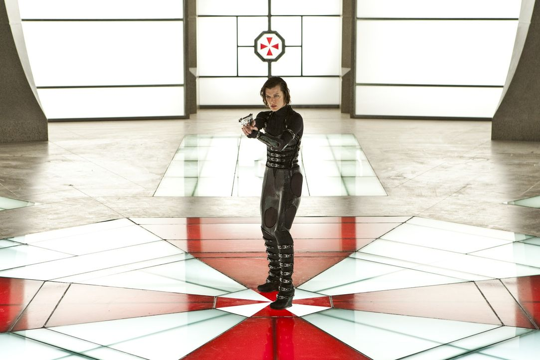 Die letzte und einzige Hoffnung der Menschheit: Alice (Milla Jovovich) ... - Bildquelle: 2011Davis Films/Impact Pictures (RE5) Inc. and Constantin Film International GmbH.