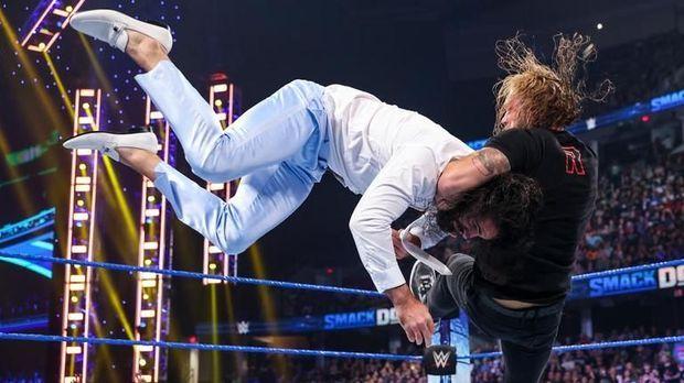 WWE SmackDown - Video - WWE Smackdown vom 24. Juli 2021