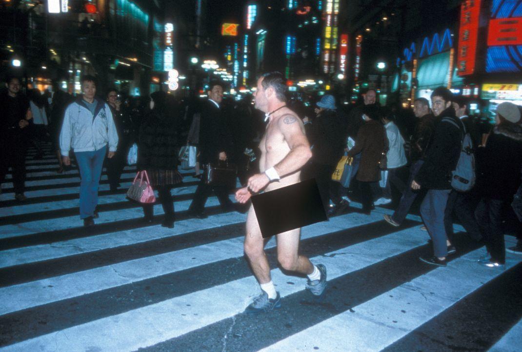 Chris Pontius, M. zieht sich an den ungewöhnlichsten Orten aus und gibt den tanzenden Partyboy ... - Bildquelle: Paramount Pictures