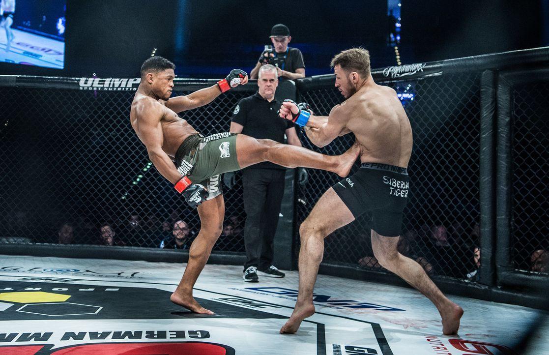 ran Fighting: GMC20 - Bildquelle: ProSieben MAXX/Seven Sport