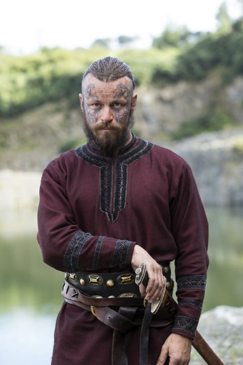 (4. Staffel) - Möchte König von ganz Norwegen werden: König Harald Schönhaar (Peter Franzen) ... - Bildquelle: 2016 TM PRODUCTIONS LIMITED / T5 VIKINGS III PRODUCTIONS INC. ALL RIGHTS RESERVED.