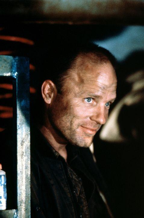 Als ein mit Nuklearraketen bestücktes U-Boot aus rätselhaften Gründen in 600 Metern Tiefe funktionsuntüchtig wird, soll Bud Brigman (Ed Harris), Kap... - Bildquelle: 20th Century Fox