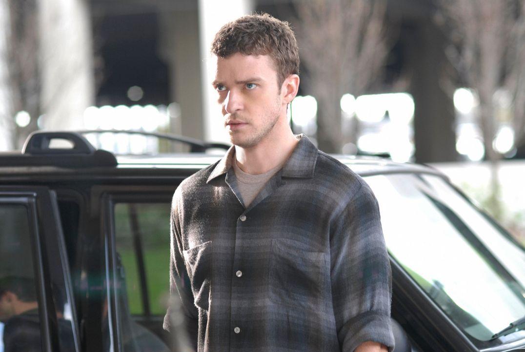 Kann Carlton (Justin Timberlake) seinem Vater verzeihen und einen Neuanfang wagen? - Bildquelle: 2008 BY OPEN ROAD INVESTMENTS, LLC. ALL RIGHTS RESERVED