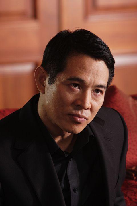 Rogue (Jet Li) ist ein berüchtigter Auftragskiller, der früher einmal für die CIA knifflige Missionen ausgeführt hat. Nun steht er auf Seiten der Ya... - Bildquelle: Constantin Film