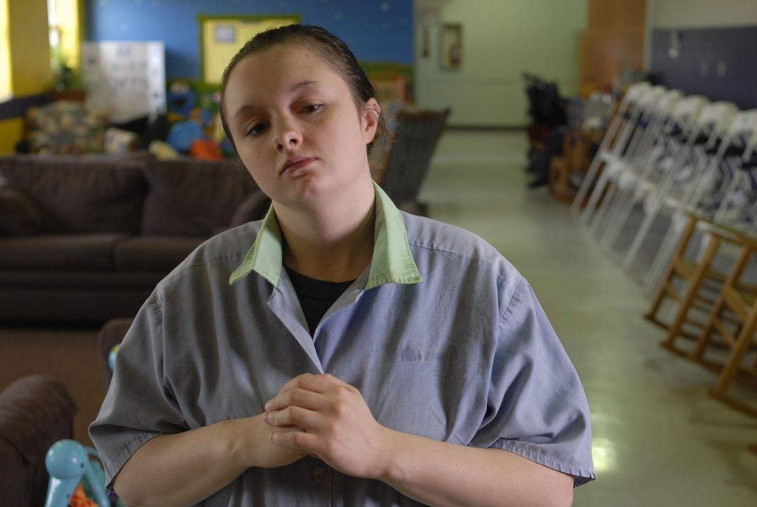 Heather O'Brien sitzt im Ohio Reformatory ein. Ihre Tochter lebt in der ABC's Kinderkrippe ... - Bildquelle: Alexandra Meistrell 2010 NGC Network US, LLC All Rights Reserved