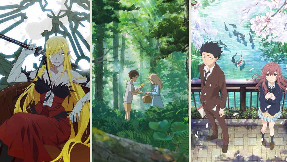 - Bildquelle: Wild Bunch Germany; © Yoshitoki Oima, KODANSHA/A SILENT VOICE The Movie Production Committee