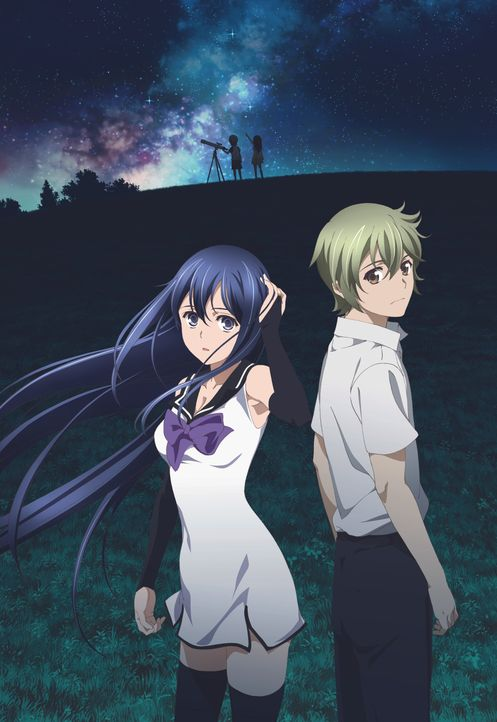 Brynhildr in the Darkness - Artwork - Bildquelle: Lynn Okamoto/Shueisha © VAP, YTV, YTE, GENCO, DAX PRODUCTION