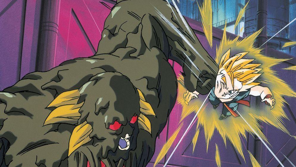 Dragon Ball Z: Angriff der Bio-Kämpfer - Bildquelle: Bird Studio/Shueisha, Toei Animation Film   1994 Bird Studio/Shueisha, Toei, Toei Animation