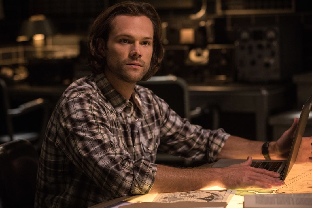 Sam Winchester (Jared Padalecki) - Bildquelle: Jack Rowand 2017 The CW Network, LLC. All Rights Reserved / Jack Rowand
