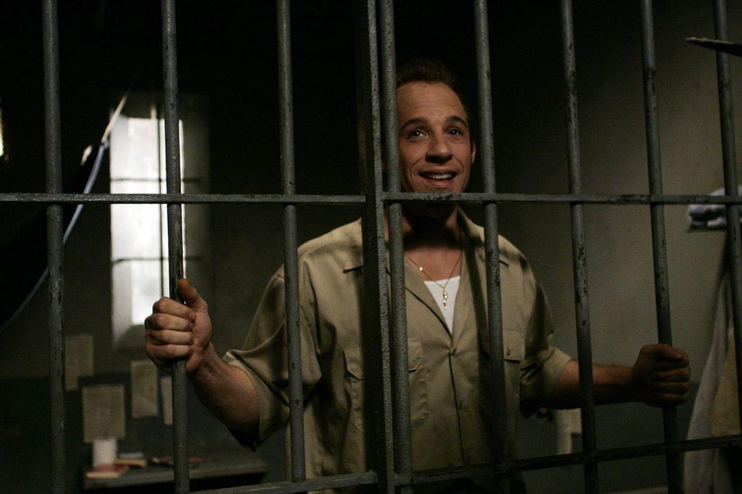Dass Mafiosi Jack DiNorsio (Vin Diesel) vor Gericht gegen seine Familie und seine Partner aussagen soll, findet er lächerlich. Also beschließt er,... - Bildquelle: 2006 Yari Film Group Releasing, LLC