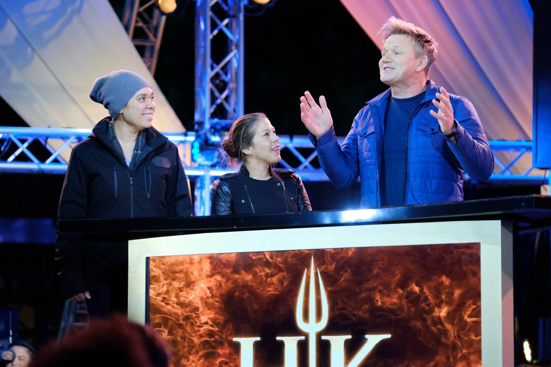 Gordon Ramsay (r.) - Bildquelle: ITV Studios Limited 2017