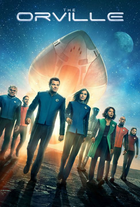 (2. Staffel) - The Orville - Artwork - Bildquelle: Andrew Eccles 2019 Twentieth Century Fox Film Corporation.  All rights reserved. / Andrew Eccles