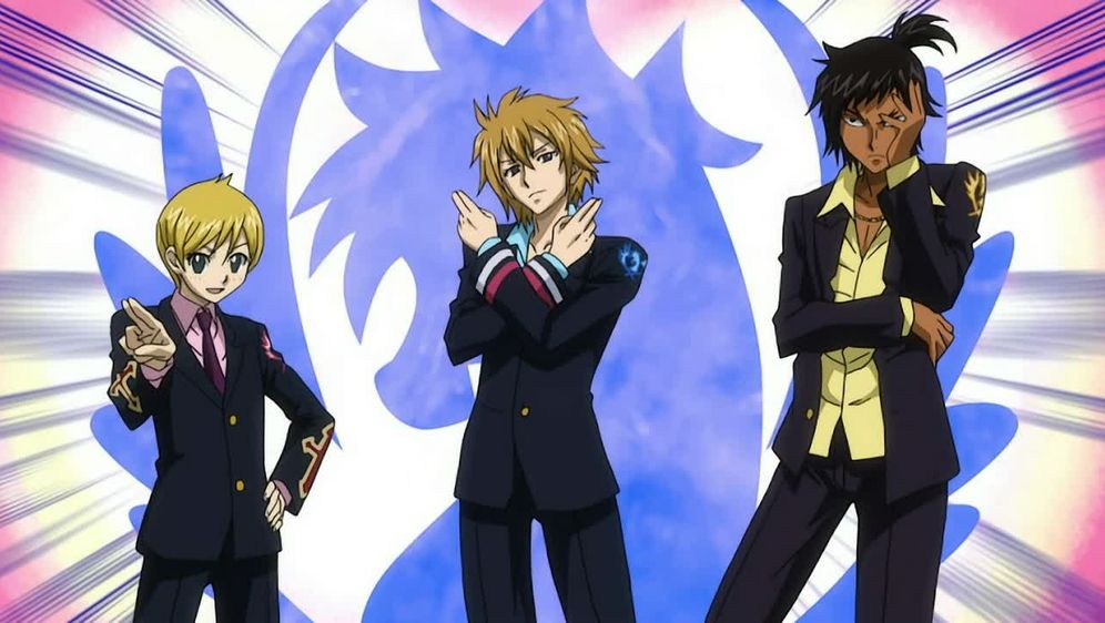 - Bildquelle: Hiro Mashima - KODANSHA/Fairy Tail Guild - TV TOKYO. All Rights Reserved.