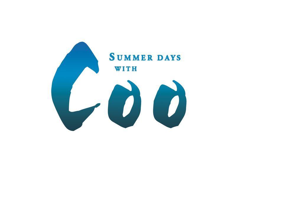 Ein Sommer mit Coo - Logo - Bildquelle: 2007 Masao Kogure / Summer Days with Coo Committee