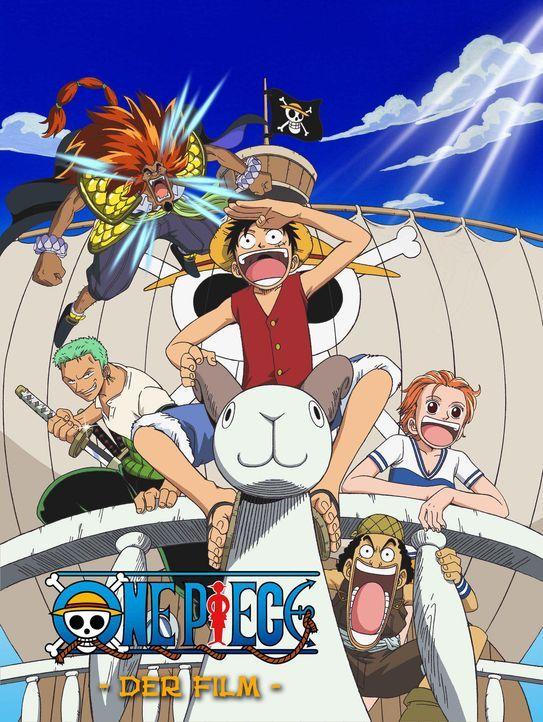 One Piece - Der Film - Plakatmotiv - Bildquelle: Eiichiro Oda/Shueisha, Toei Animation