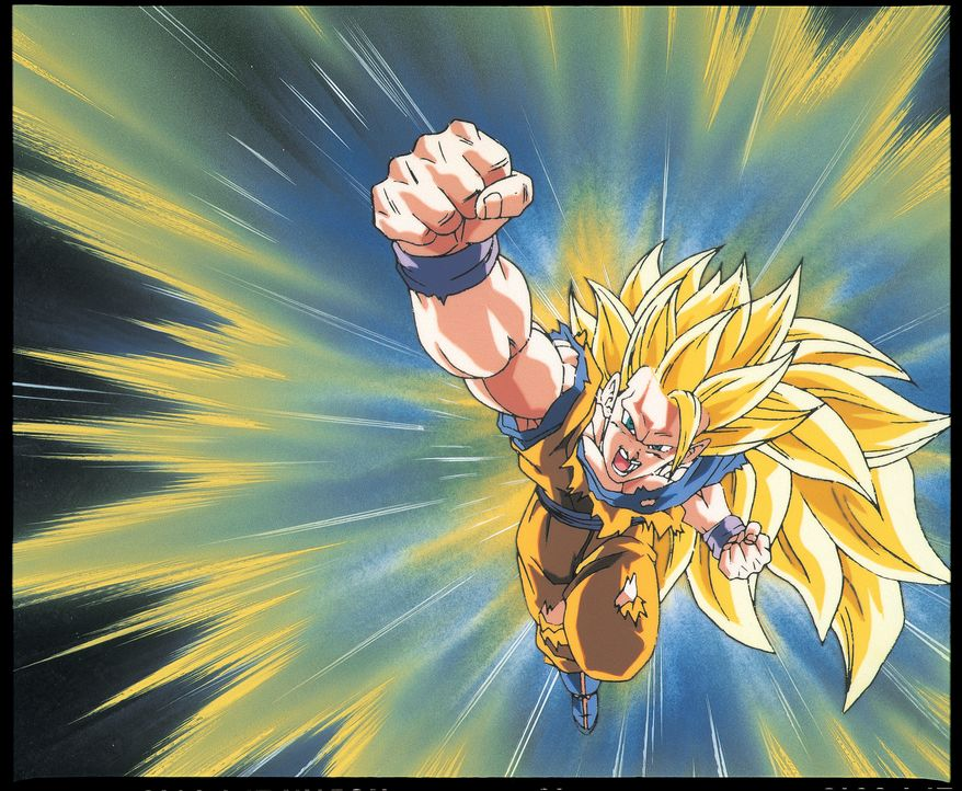 Goku - Bildquelle: Bird Studio/Shueisha, Toei Animation Film © 1995 Bird Studio/Shueisha, Toei, Toei Animation
