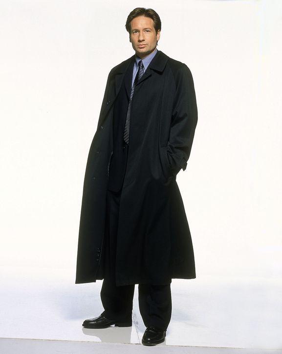 (8. Staffel) - FBI-Agent Fox Mulder (David Duchovny) verschwindet auf mysteriöse Weise ... - Bildquelle: TM +   2000 Twentieth Century Fox Film Corporation. All Rights Reserved.