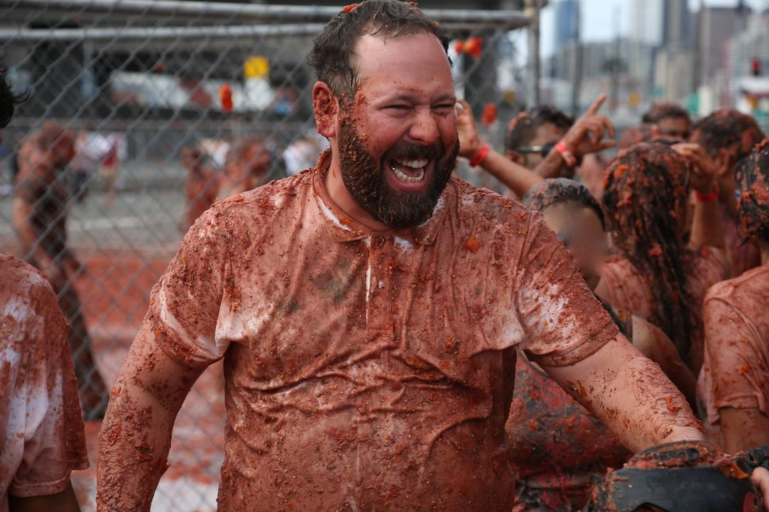 Bert Kreischer - Bildquelle: 2015,The Travel Channel, L.L.C. All Rights Reserved