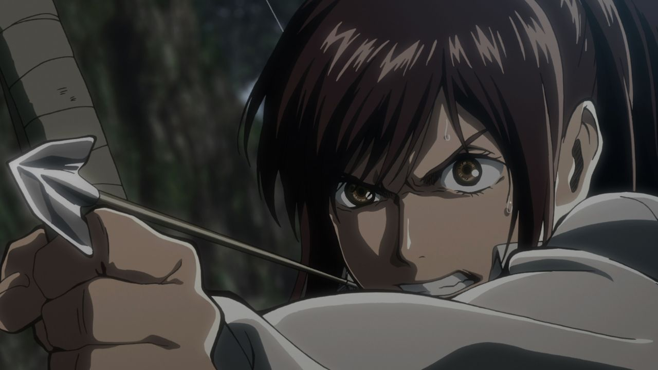 Eren - Bildquelle: Hajime Isayama, Kodansha/ÒATTACK ON TITANÓ Production Committee. All Rights Reserved.