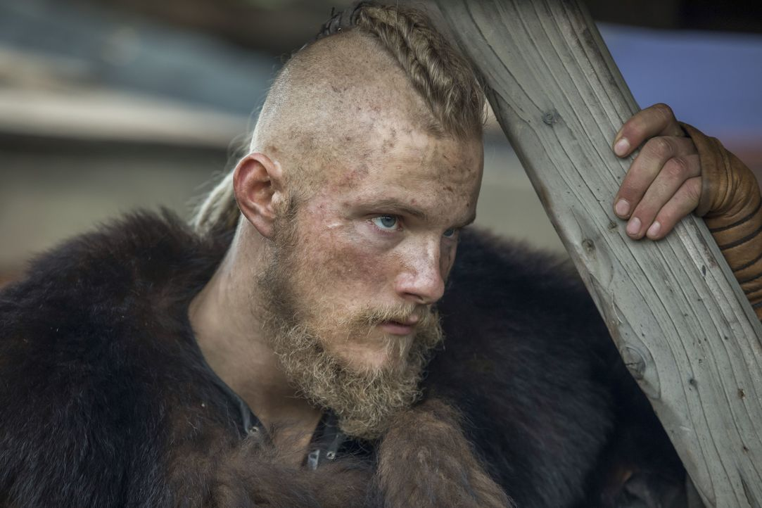 Björn (Alexander Ludwig) - Bildquelle: 2017 TM PRODUCTIONS LIMITED / T5 VIKINGS V PRODUCTIONS INC. ALL RIGHTS RESERVED.