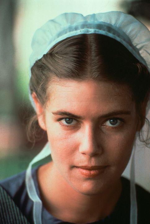 Als sich die verwitwete Rachel (Kelly McGillis) in Polizeidetektiv John Book verliebt, hat sie die Mitglieder der Amish-People gegen sich ... - Bildquelle: Paramount Pictures