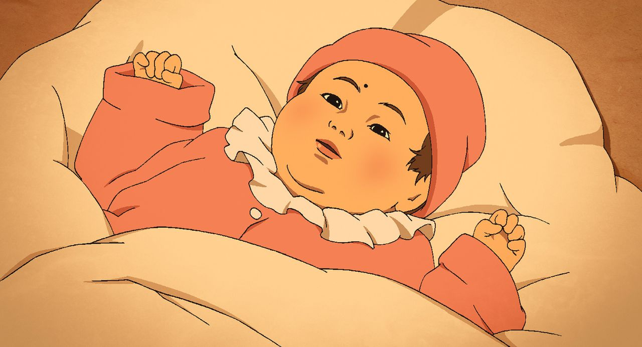 Wer ist die Mutter des Babys und warum wurde es am Weihnachtsabend ausgesetzt? - Bildquelle: 2003 Satoshi Kon, Mad House and Tokyo Godfathers Committee. All Rights Reserved.