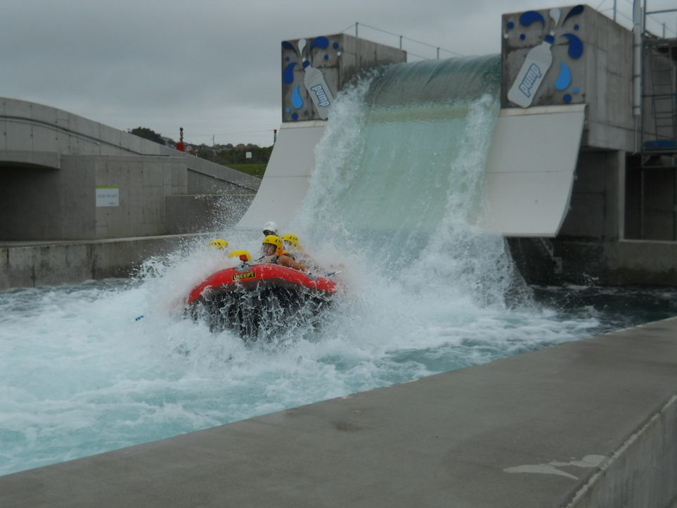 """Bei """"Xtreme Waterparks"""" geht es um die größten und beeindruckendst... - Bildquelle: 2017, The Travel Channel, L.L.C. All Rights Reserved."""