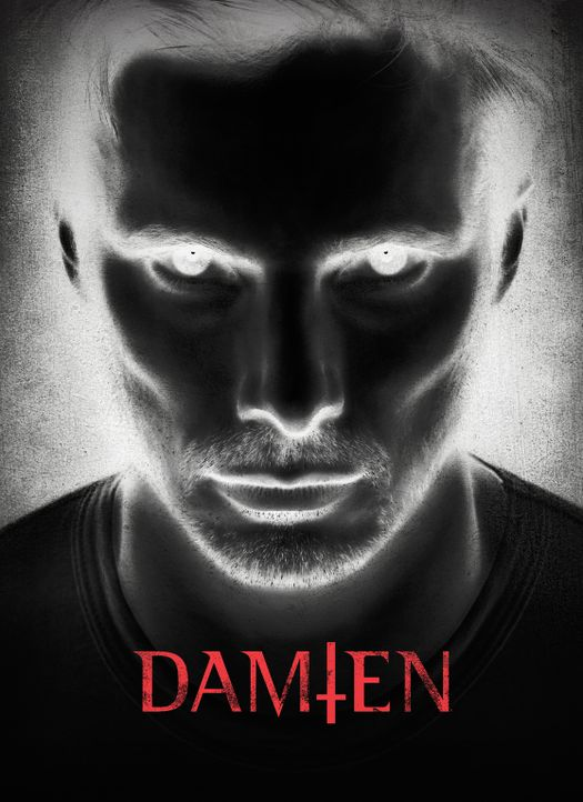 (1. Staffel) - Damien - Artwork - Bildquelle: 2016 A&E Television Network, LLC. All rights reserved.