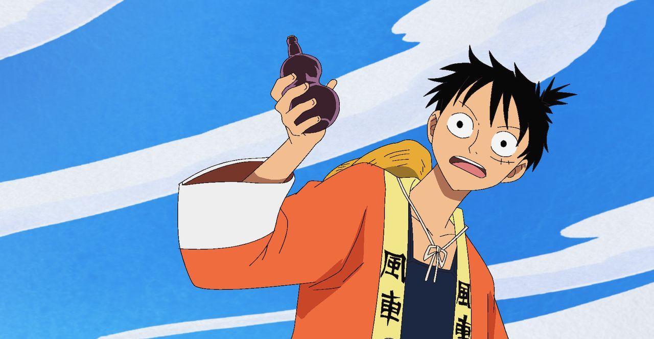 Brook kommt nicht damit klar, dass er früher selbst Mitglied der Thriller Co... - Bildquelle: Eiichiro Oda/Shueisha, Toei Animation