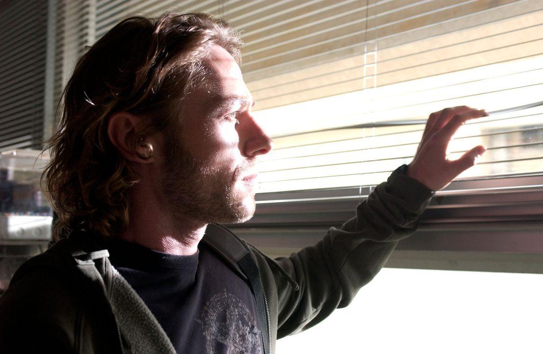 Ahnt nicht, was das Schicksal noch parat hält: Bruce (Michael Rodgers) ... - Bildquelle: The Sci-Fi Channel