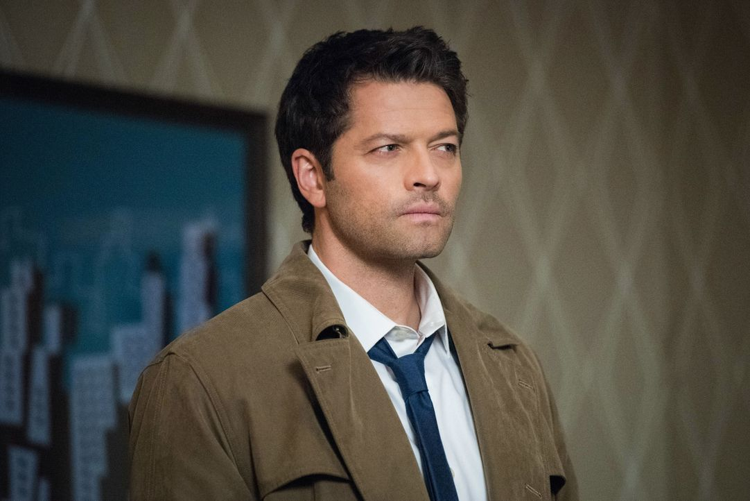 Castiel (Misha Collins) - Bildquelle: Dean Buscher 2018 The CW Network, LLC. All Rights Reserved / Dean Buscher