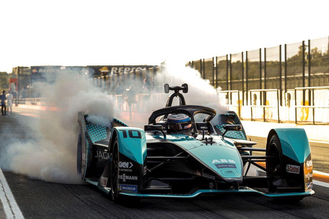 280 km/h, 340 PS, 12 Teams und 24 Fahrer - und am Ende nur ein Gewinner: Die... - Bildquelle: Alastair Staley Courtesy of Formula E / Alastair Staley