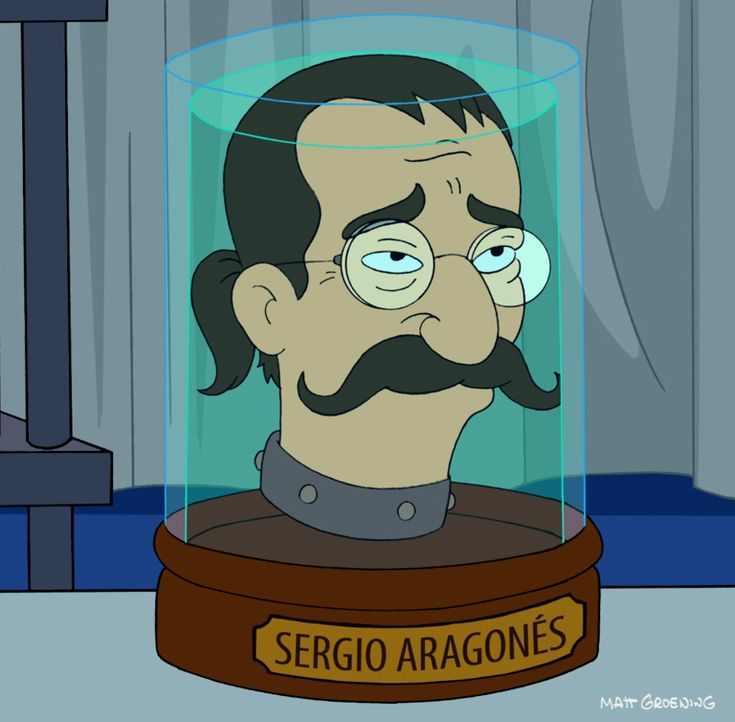 Auch Sergio Aragonés wird seinen Teil zum Kampf um die Erde beisteuern ... - Bildquelle: 2003 Twentieth Century Fox Film Corporation. All rights reserved.