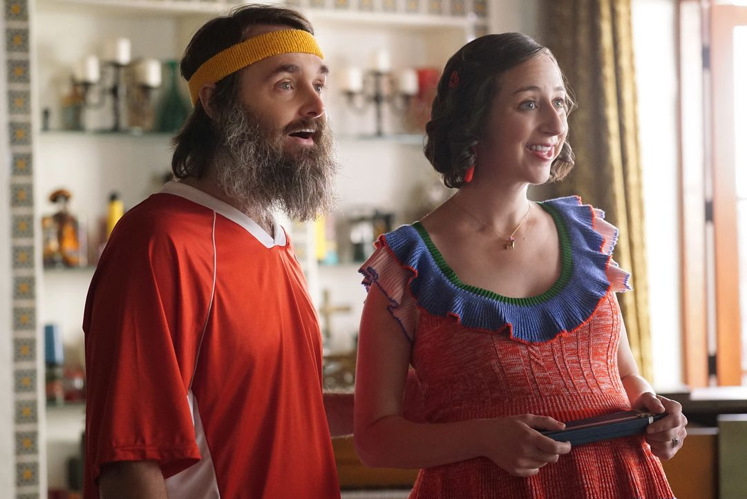 Tandy (Will Forte, l.); Carol (Kristen Schaal, r.) - Bildquelle: 2017-2018 Fox and its related entities.  All rights reserved.
