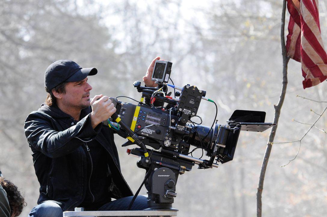Backstage am Set von Sleepy Hollow - Bild16 - Bildquelle: 20th Century Fox and all of its entities all rights reserved