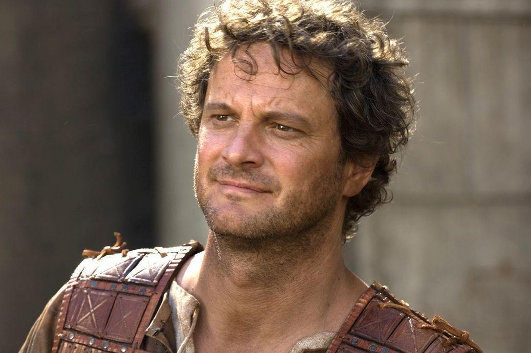 Als der Kaiser Romulus Augustus von gotischen Truppen auf die Insel Capri verbannt wird, macht sich Aurelius (Colin Firth), Befehlshaber der kaiserl... - Bildquelle: TOBIS Filmkunst GmbH & Co. Verleih KG