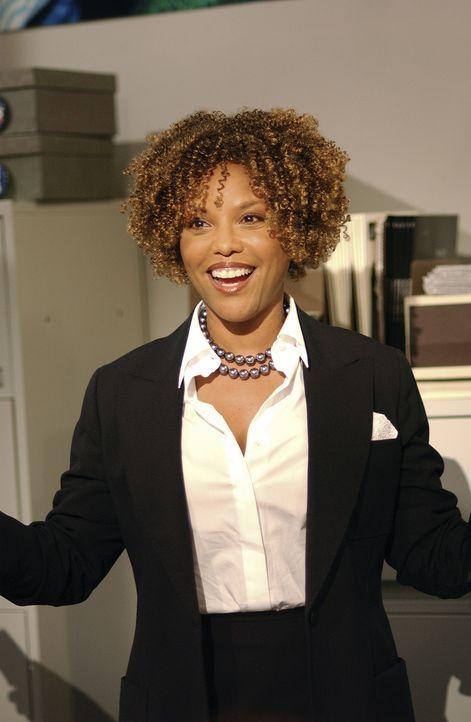 Schon bald wird Debra Lassiter (Lynn Whitfield) klar, dass Mays konsequent nach seinen eigenen Regeln lebt: Statt langweiliger Empfänge ist Party an... - Bildquelle: DreamWorks SKG