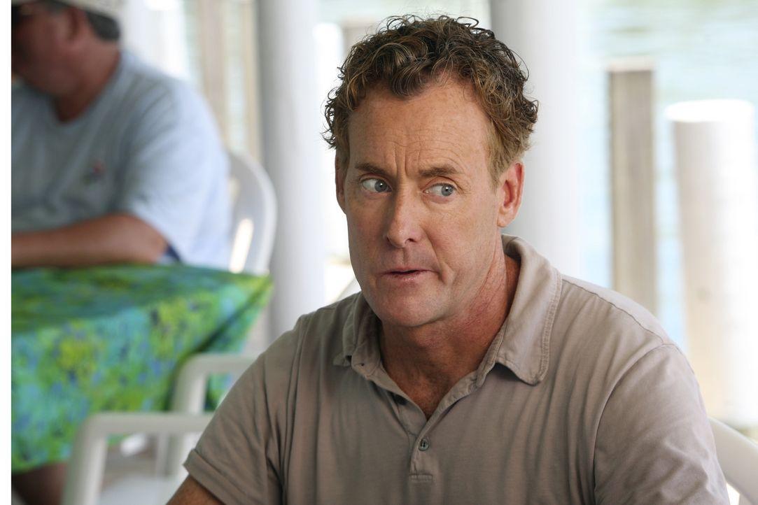 Verlangt von Jordan, dass sie zugibt, dass sie ihn mag: Cox (John C. McGingley) ... - Bildquelle: Touchstone Television