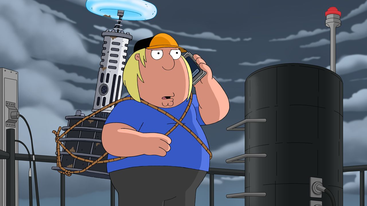 Chris Griffin - Bildquelle: 2018-2019 Fox and its related entities. All rights reserved.