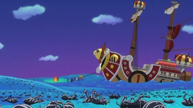 One Piece Ganze Folge