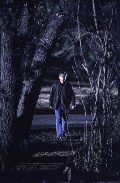 FBI-Agent Fox Mulder (David Duchovny) sieht ein, dass er sich endlich den Dämonen aus seiner Vergangenheit und Gegenwart stellen muss. - Bildquelle: 1999-2000 Twentieth Century Fox Film Corporation
